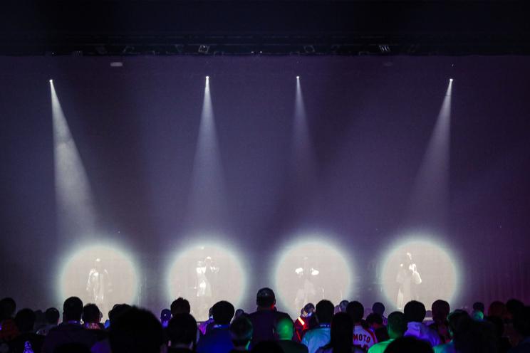 <SHACHI Navigates Spotlight>豊洲PIT(2021年2月20日)