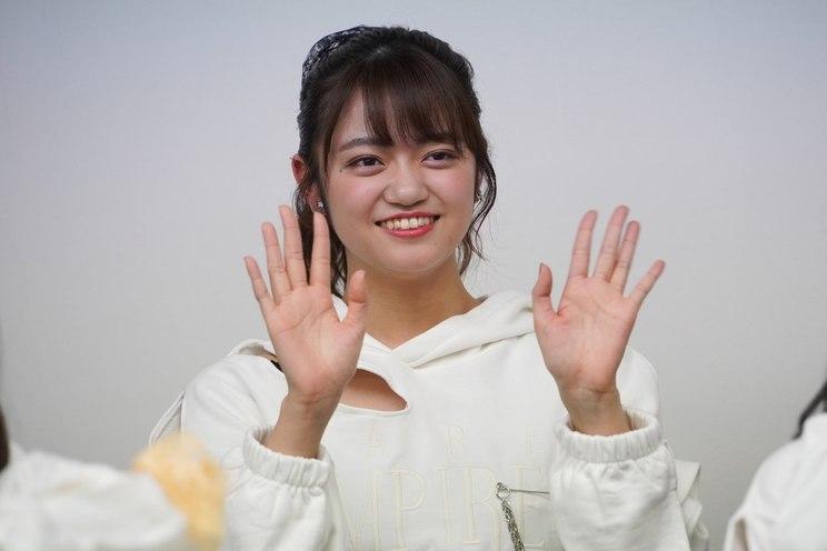 吉川茉優「全員集合! #アプガ2 #このままじゃ終われま10 10thシングルリリース、ありがとうを伝えたい!生配信」(2021年2月21日)