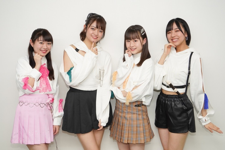 アップアップガールズ(2)桃色4