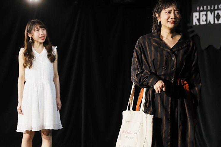向日葵プリンセス<成田柊里&永井絵梨沙生誕公演>原宿RENON(2021年2月20日)