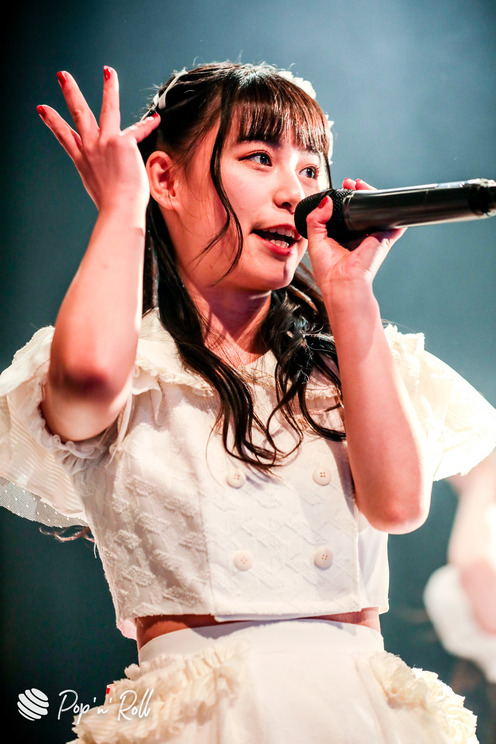 山崎玲奈/Peel the Apple<ファンクラブ発足イベント小田垣有咲お披露目LIVE>(TSUTAYA O-WEST/2021年2月21日)