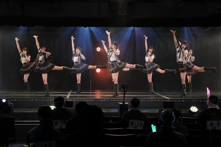 <We're Growing Up>SKE48劇場(2021年2月27日)©2021 Zest,Inc.
