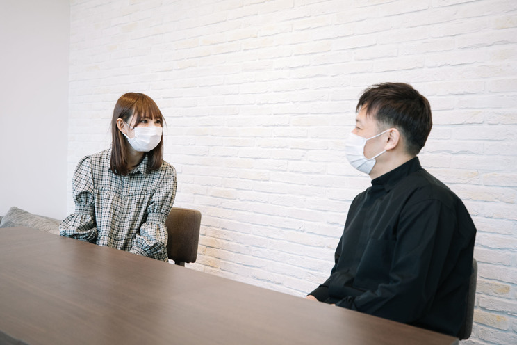沖口優奈(マジカル・パンチライン)、「Fans' Dream Project」プロジェクトリーダー・田中慎也