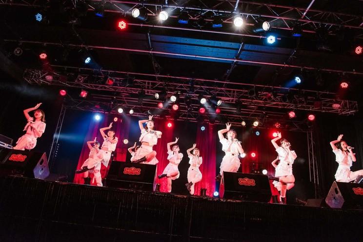 BEYOOOOONDS『スペシャプラス!precious STAGE 〜BEYOOOOONDS〜』より(撮影 : 曽我美芽)