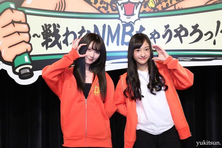 ©NMB48 撮影:東由樹