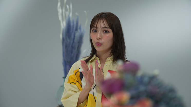 内田理央『夢みたいな恋したい女たち』(日本テレビ)より