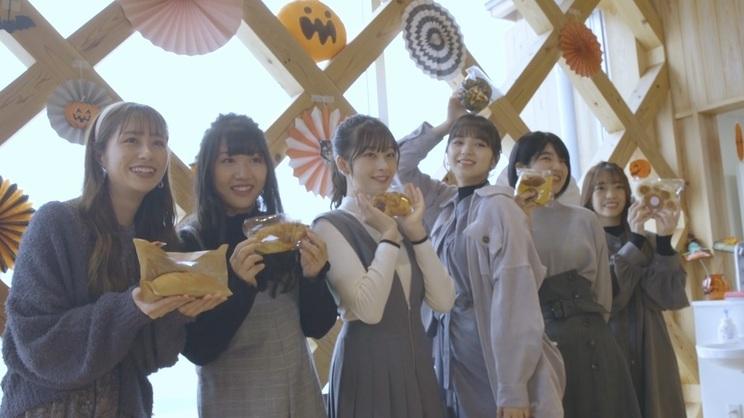 オフショット映像「浪江町訪問 Making Movie(from 2020.10.31 【浪江発立川へ 秋】)」より