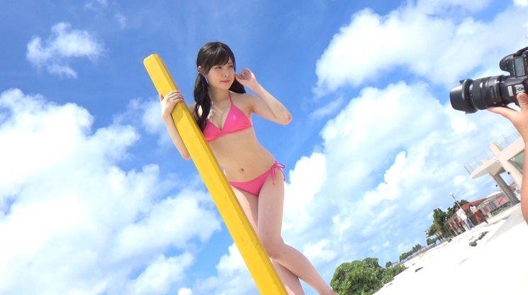 SKE48 谷真理佳 1st DVD『First♡Time!!』より(c2021Coper)