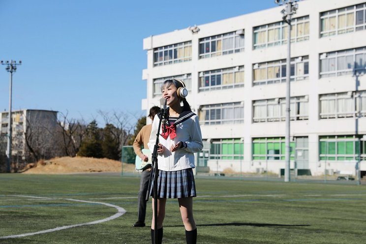 Singing Cosplayer Hikari