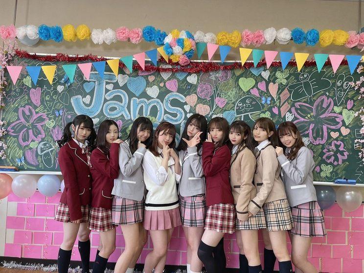 JamsCollection「恋とテストと缶ジュース」-Dance Performance Video- オフショットより
