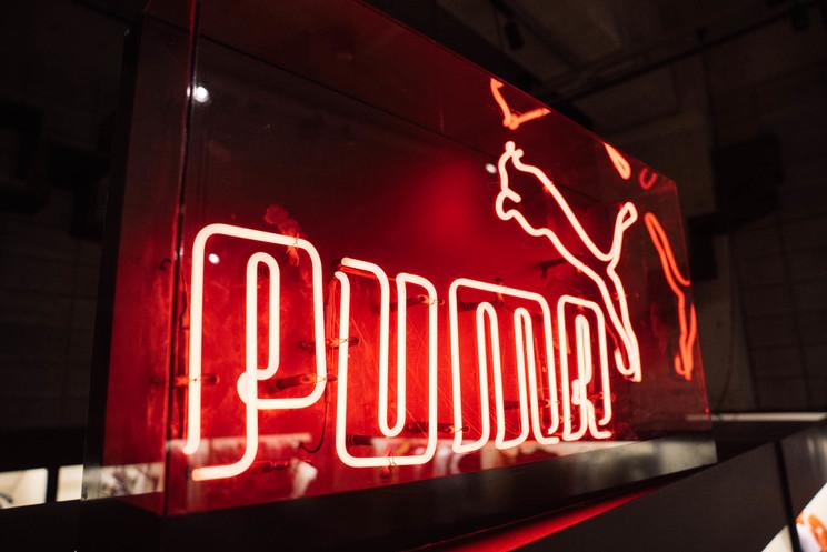 PUMA GOLFラインナップの一部
