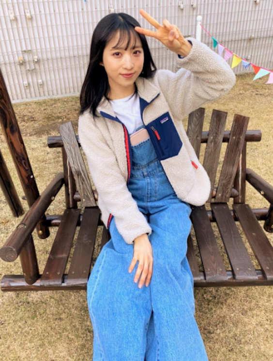 小栗有以(東京都代表)(C)AKB48