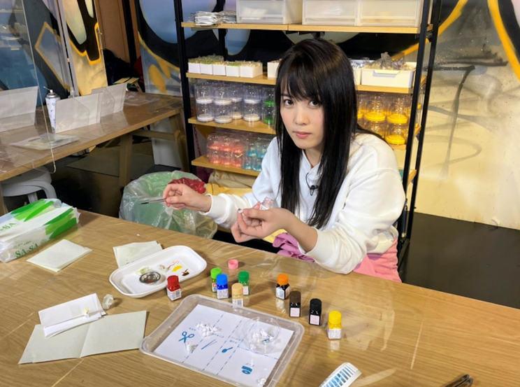 岡部麟(茨城県代表)(C)AKB48