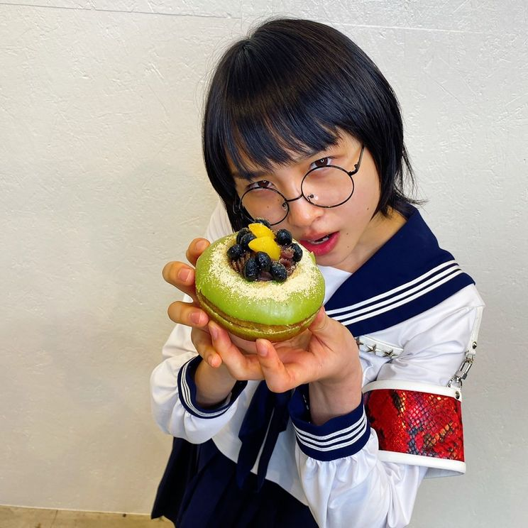 SUZUKA 考案「和菓子モリモリ子」