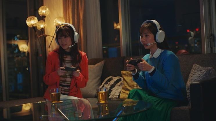 『OCN』新TVCM「eスポーツプレイヤー」篇より