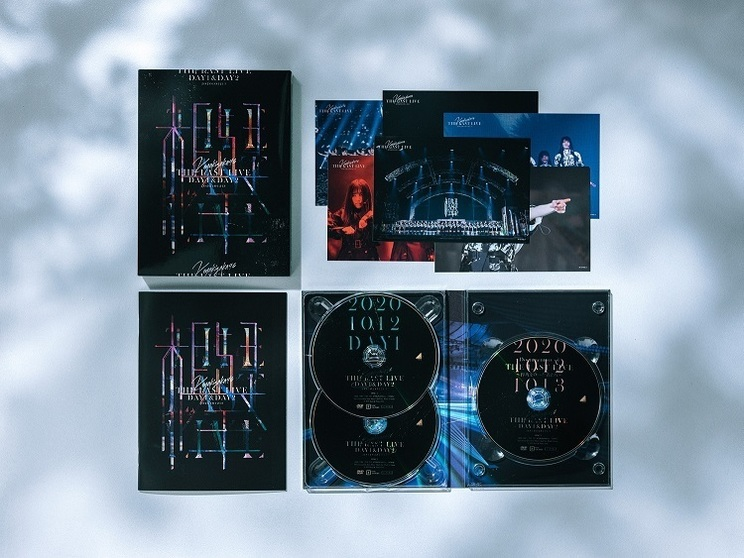 欅坂46『THE LAST LIVE』【完全生産限定盤】パッケージ展開写真