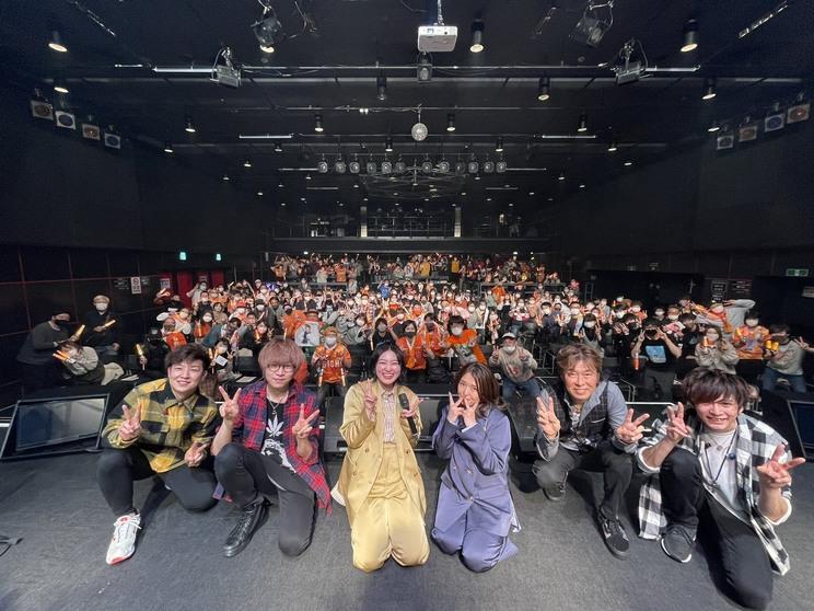 <over the moon>名古屋ダイヤモンドホール(2021年3月15日)