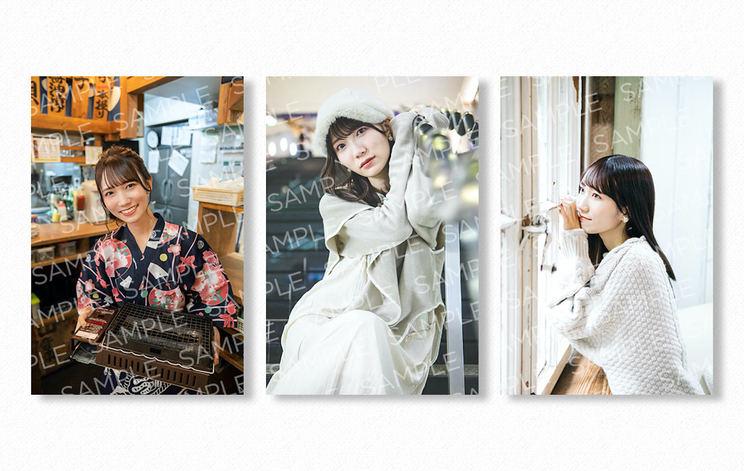 【東京】3月21日(日)[3冊セット券] 特典4:生写真1枚(全3種より1種・サインなし・選択不可)