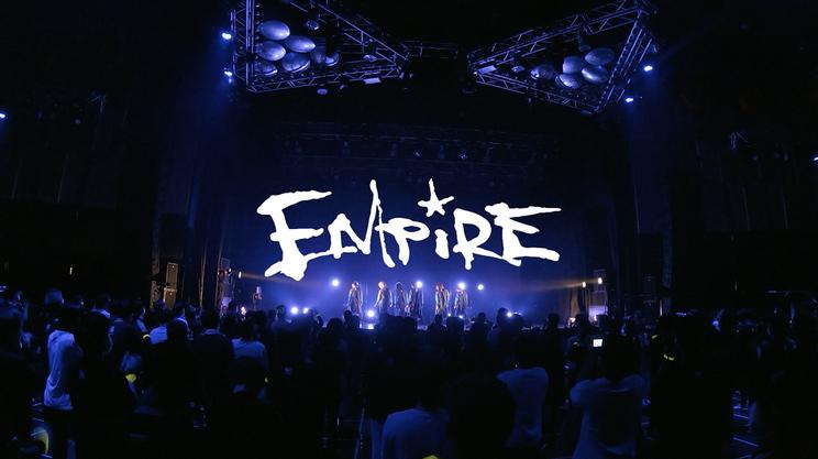 <EMPiRE'S GREATEST PARTY -EAT SLEEP EMPiRE REPEAT->より(3月19日/東京USEN STUDIO COAST)