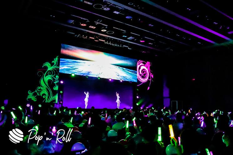 日向奈央&夏目ハル<enogu 3rd Anniversary Live -臨戦態勢(麗)->日本橋三井ホール(2021年3月20日)