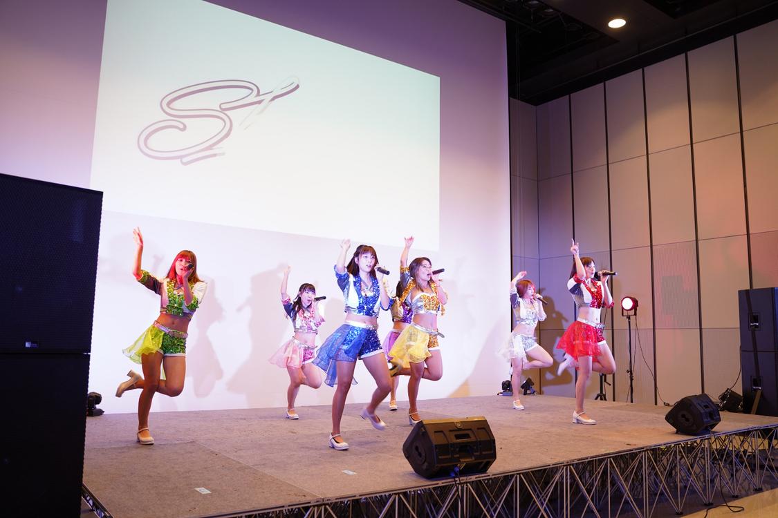 sherbet、渋谷ヒカリエホールにて約5か月ぶりのリアルライブ!新曲「PANYA」初披露
