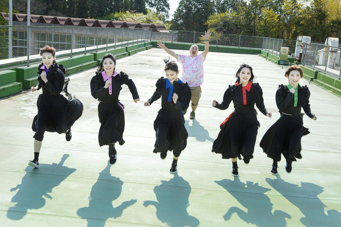豆柴の大群、TikTok公式アカウント開設+<TikTok 夏フェス 2020>出演決定!