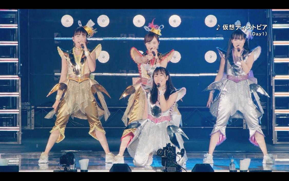 ももクロ、東京ドーム公演BD/DVDより2nd AL『5TH DIMENSION』収録曲パフォーマンス映像を公開!