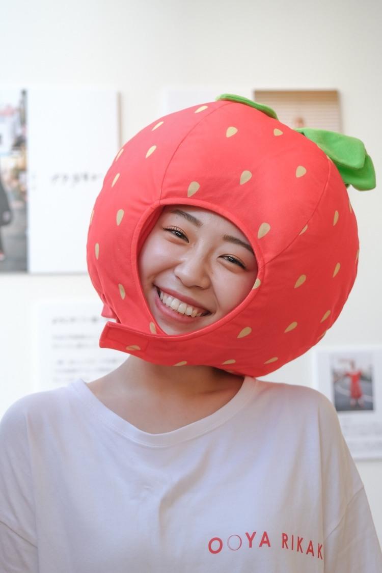 大矢梨華子、気合の赤髪を披露!初ミニAL発売記念リリース記念『15(いちご)チャン生中継』開催