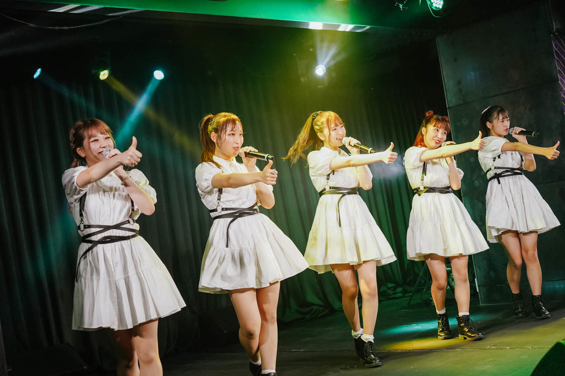 <10thシングル「EASY EASY」 発売記念単独ライブ>LIVE ROXY SHIZUOKA(2020年8月9日)