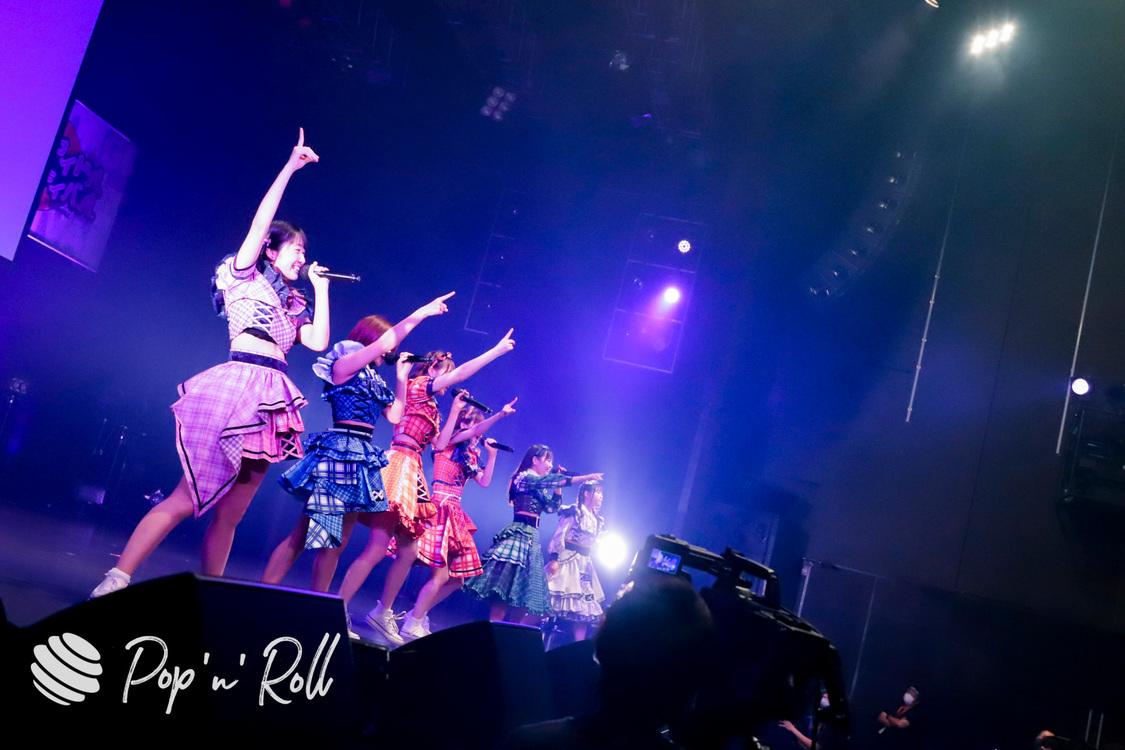 FES☆TIVE[ライブレポート]念願の初出演で巻き起こした熱狂の渦<六本木アイドルフェスティバル2020>