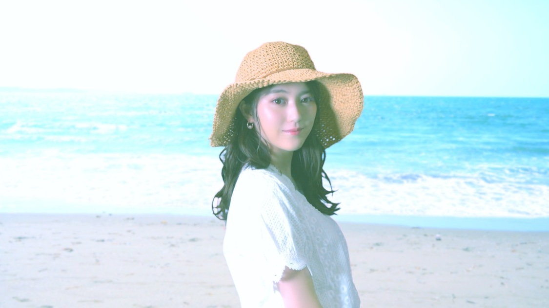 中野恵那、N0NAME新曲「Summer Love」MVに登場!本日20時に公開