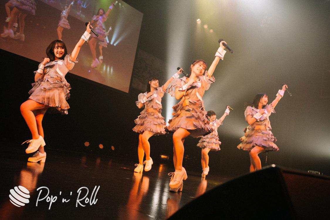 #ババババンビ[ライブレポート]デビュー1ヵ月で大躍進を遂げた5人の眩耀<六本木アイドルフェスティバル2020>