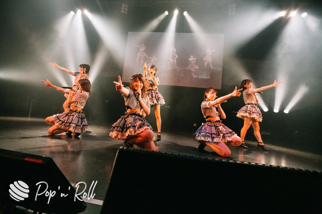 AKB48 チーム8[ライブレポート]ファンとの空間を存分に楽しんだエネルギッシュなステージ「この状況をみんなで頑張って乗り越えましょう」<六本木アイドルフェスティバル2020>