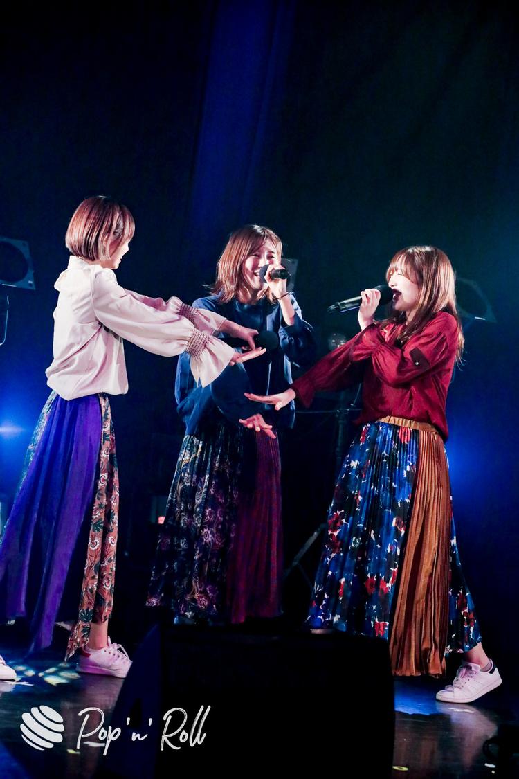 まなみのりさ[ライブレポート]13周年を迎える3人が作り上げた優美で可憐な世界「必ずまだ会えると信じて歌い続けていきます」<GIG TAKAHASHI tour 2020 ツアーファイナル>
