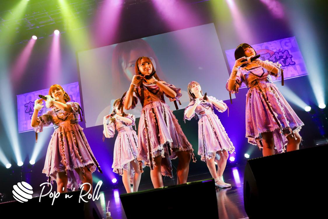 神宿[ライブレポート]緩急のあるセトリで魅せた多彩な表情<六本木アイドルフェスティバル2020>