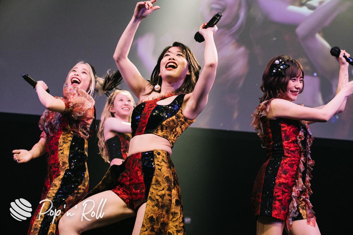 フィロソフィーのダンス[ライブレポート]涙ありの幸福度100%ライブ「みんなの心を愛で埋めにきました!」<六本木アイドルフェスティバル2020>
