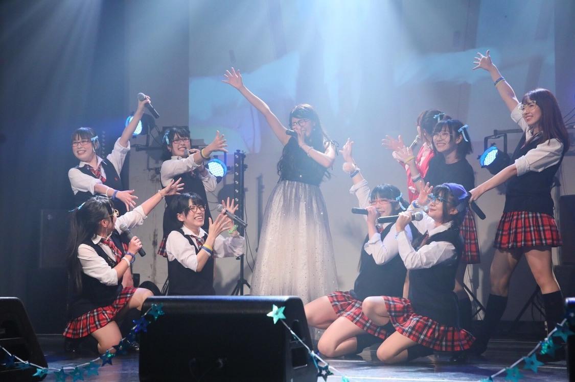 燃えこれ学園 佐々木千咲子[ライブレポート]生誕祭で涙ながらに語った決意「武道館単独公演に見合う燃えこれ学園になりたい」
