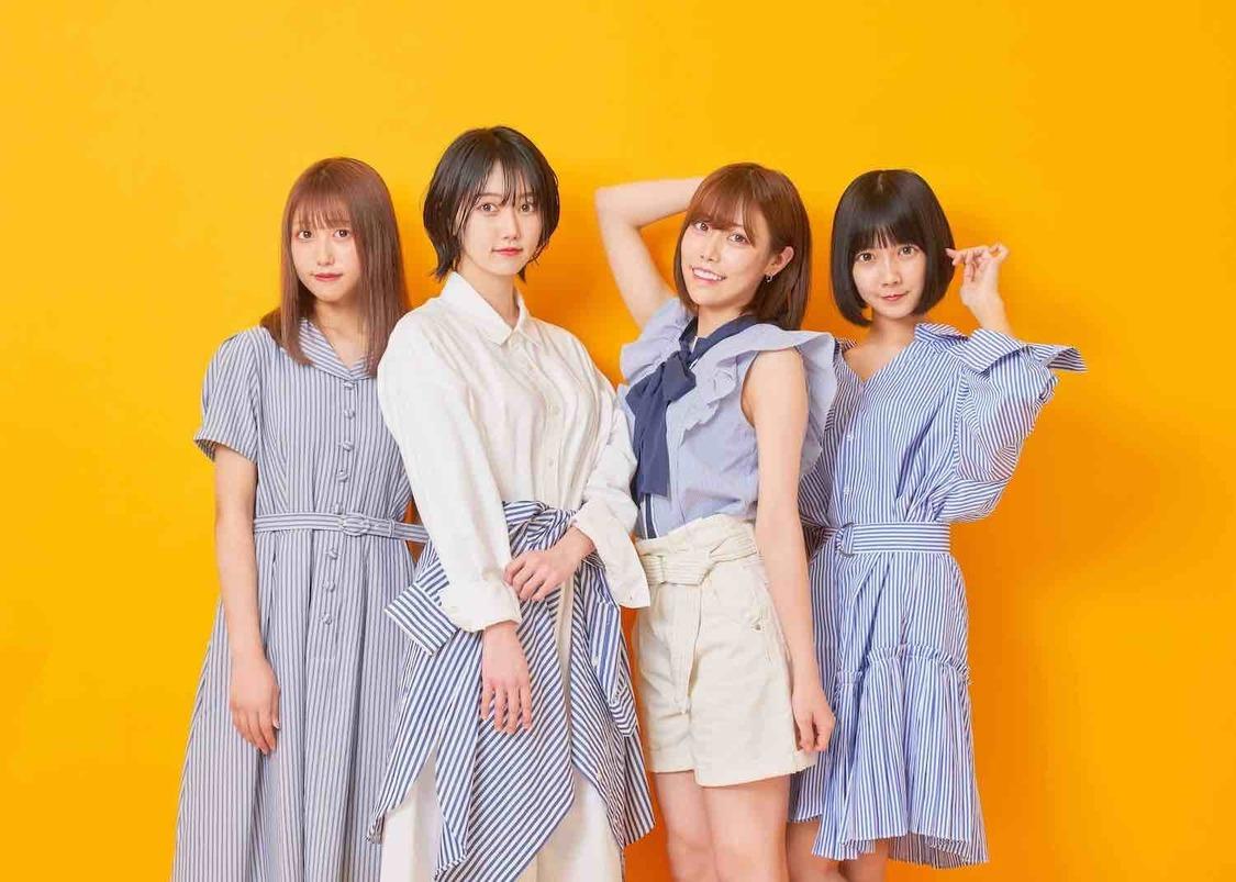 サンダルテレフォン、1stミニALより「Step by Step」MV公開+初のオフィシャルFC開設!