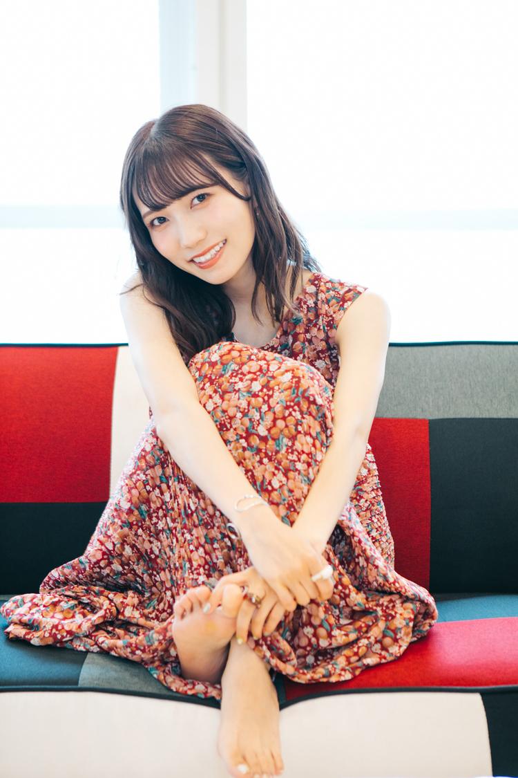 26時のマスカレイド 江嶋綾恵梨[インタビュー]絶えず成長を続ける歌姫の探究心「ニジマスは恵まれてるなっていつも思います」