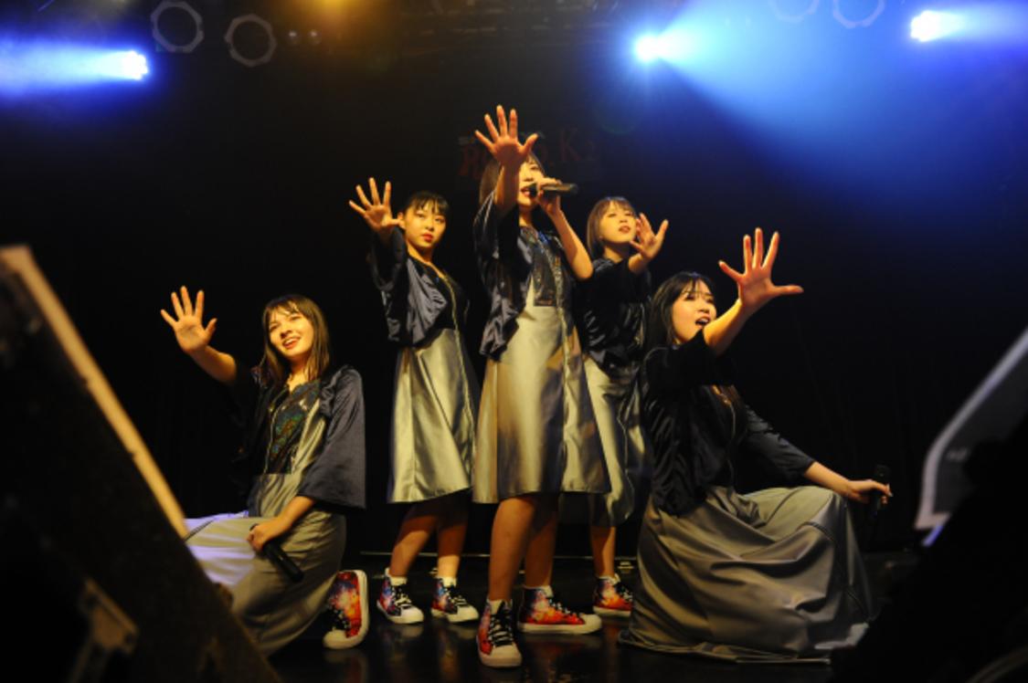 覚醒のアドット、デビューライブ開催!カミヤサキが振り付けをした「immortal star」初披露も