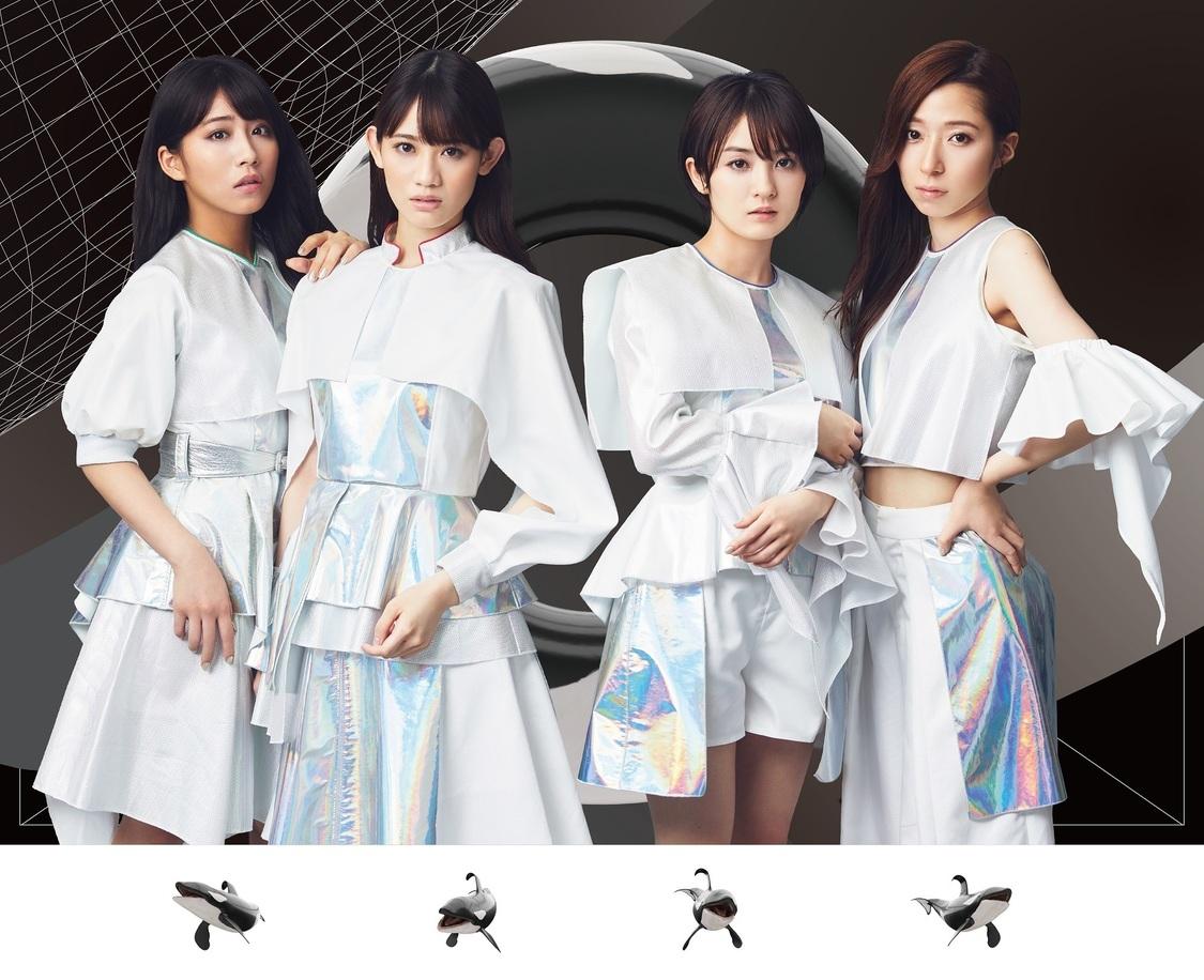 TEAM SHACHI、最新デジタルシングルでLINE MUSICチャート席巻!FC限定盤LIVE BDジャケットも公開