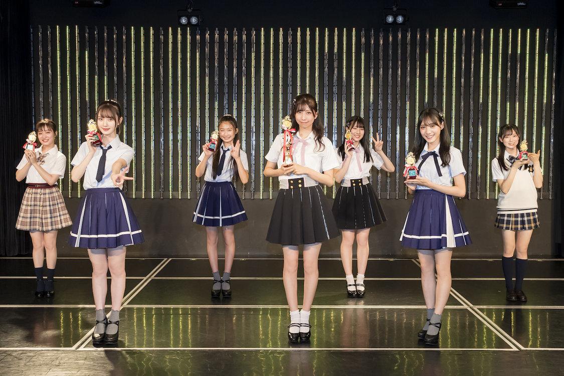 NMB48[イベントレポート]たくさん笑いと感動、未来への希望を届けた難波鉄砲隊其之九メンバー決定発表イベント