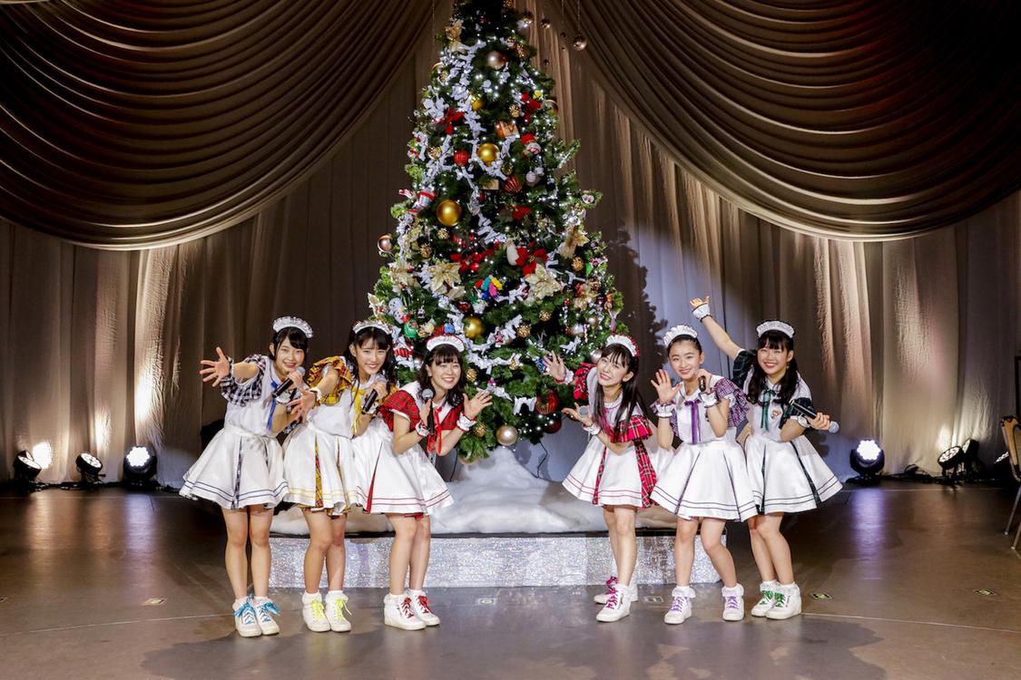 とき宣、<どきどき♡クリスマスパーティー>開催。ファンに清々しくも熱いパフォーマンスをプレゼント!