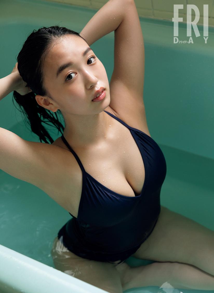 舞子(撮影:西條彰仁 ©FRIDAY編集部)