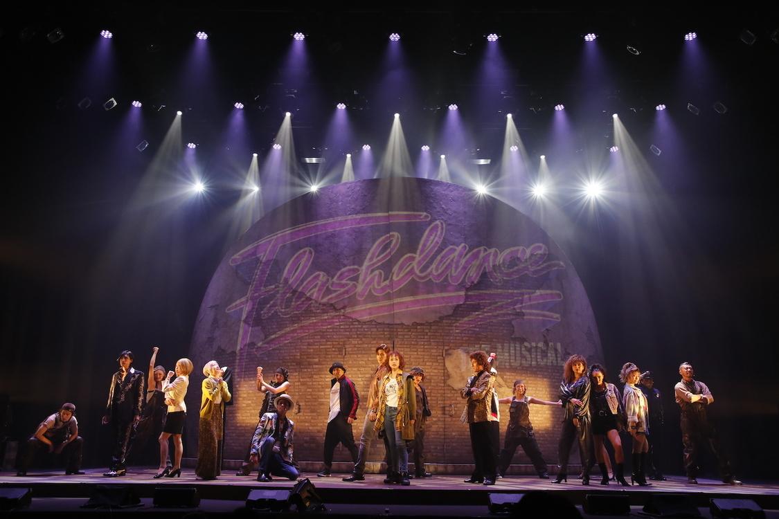元乃木坂46 桜井玲香、出演ミュージカル<フラッシュダンス>ゲネプロ公開! 「まずはホッとしています」