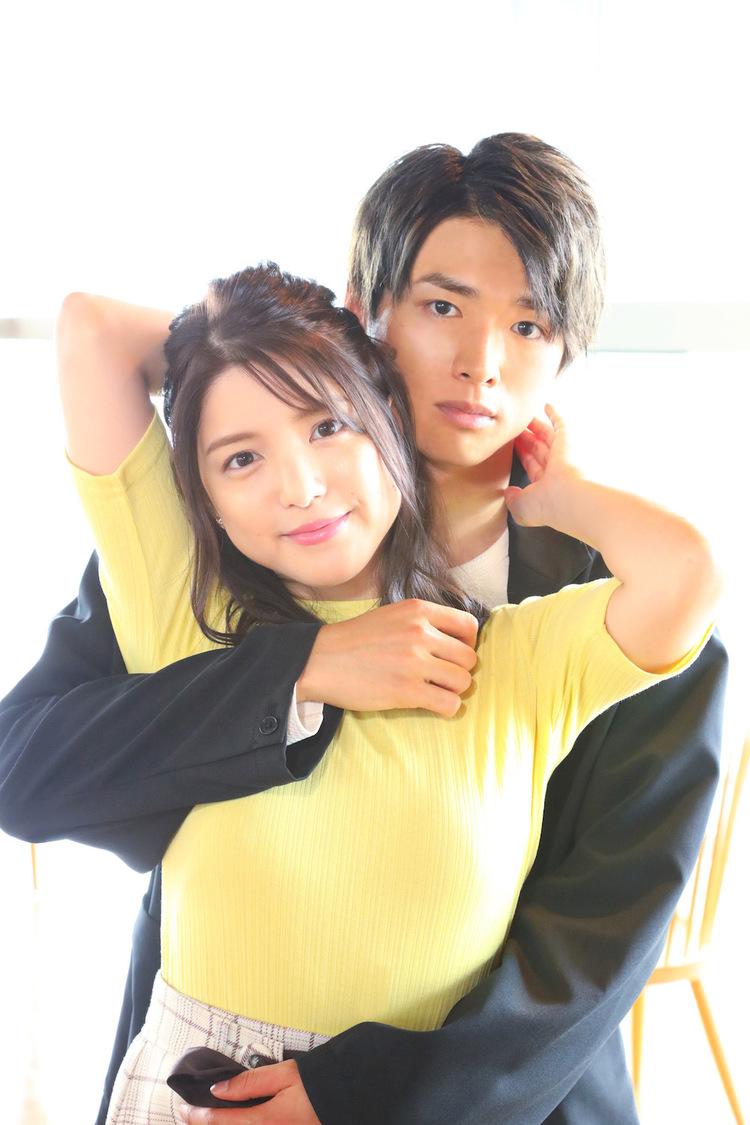 川島海荷、濃厚ラブシーンにも挑戦「みんなを応援したくなるような作品です!」 ドラマ『僕らは恋がヘタすぎる』主演決定