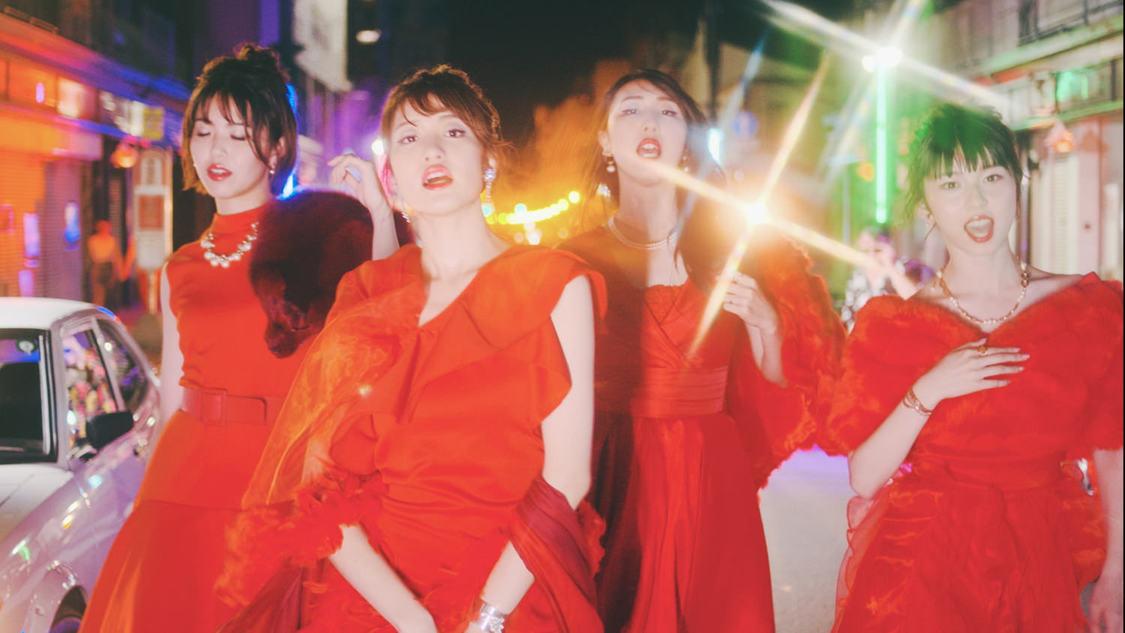 RINGOMUSUME(りんご娘)、「LOVE&SOLDIER」MV公開! 20年前のデビュー曲をリアレンジ