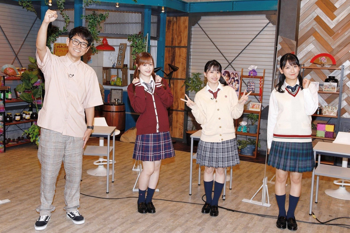 ハロプロメンバー出演『ハロプロ!TOKYO散歩』Season2放送スタート! #1、#2 にはつばきファクトリー登場