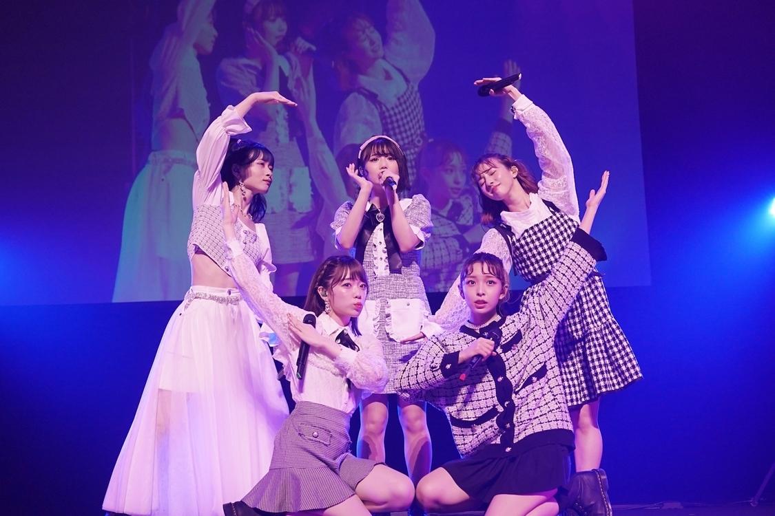 神宿[ライブレポート]煌びやかなステージングで圧倒的進化を証明した横浜の夜「これからも変わらず私たちのことを愛してくれたら」