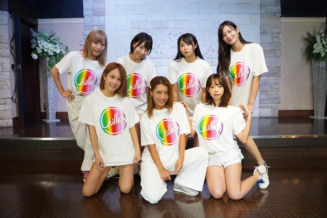 sherbet、新曲「PANYA」リリース決定! ブランド『CHILLAX』とのコラボTシャツ発売も「crewのみんなとお揃いで着たいです♪」